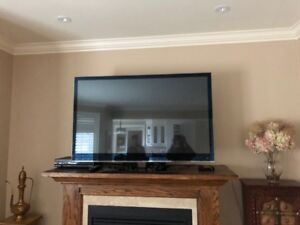 "LG 55"" LED TV - Requires Refurbishment"