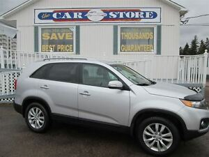 2011 Kia Sorento EX!! HTD LTHR!! POWER SEAT!! BACK-UP CAMERA!! V