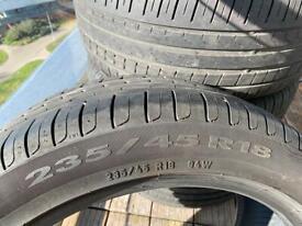 Pirelli Cinturato P7 tyres