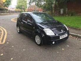 2005 CITROEN C2 1.2L PETROL 3 DOOR FOR SALE