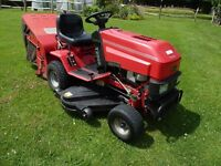 Westwood T2000 Ride on Mower 20HP Briggs & Stratton Engine (50 Inch Heavy duty Deck, see pictures)