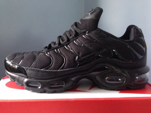 buy online 07875 41c83 Nike air max triple black tns 6,8,9 avabile   in North London, London    Gumtree