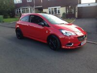 2015 reg Corsa limited edition ( new shape ) 1400 cc - MINT CONDITION- fsh -3000 Miles -BARGAIN