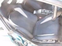 Subaru Impreza Turbo 2000 Front Bucket Style Seats