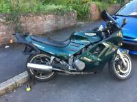 Reduced to £900.Triumph Trophy 900 New MOT till 10/06/19