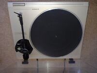 PIONEER PL2 AUTOMATIC TURNTABLE