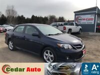 2011 Toyota Corolla S - Leather Moon Roof London Ontario Preview