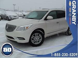 2014 Buick Enclave 7 PASSAGERS AWD  *$108.22 SEM  + TAXES