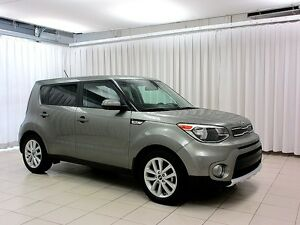 2017 Kia Soul EX 5DR HATCH w/ HEATED SEATS, BLUETOOTH, & ALLOY W