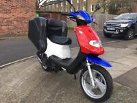 TGB Delivery Express 125 2015 low miles for sale £1200