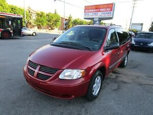2007 Dodge Grand Caravan SXT,TV DVD , STOW AND GO