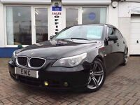 2004 04 BMW 525 2.5TD d SE~BUSINESS EDITION~FSH~AUGUST 17 MOT~