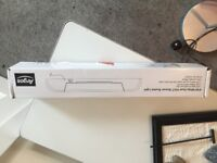 HOME IP20 Shaver Light with Dual Voltage Shaver Socket NEW, never used