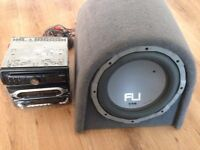 Job lot 6 cd player and a subwoofer Reasonable offer accepted