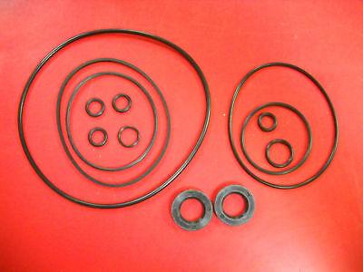 Ford Backhoe Power Steering Pump Seal Kit 340 345 440 445 450 455 540 545 555