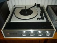 Serviced Vintage Marconiphone Stereo Record Player Circa 1970