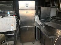 CATERING COMMERCIAL EQUIPMENT FOSTER FRIDGE AND FREEZER CUISINE CAFE SHOP TAKE AWAY COMMERCIAL KEBAB