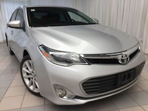 2013 Toyota Avalon XLE: Leather Interior, and Sunroof