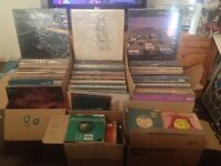 Archived Vinyl Record Collection