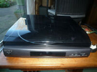 Sony record player turntable