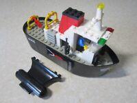 Vintage Lego 4005 Tugboat