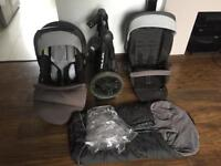 Jane travel system by mamas and papas