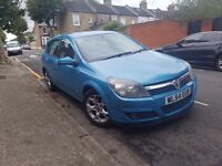 Vauxhall astra SXI 1.6i with one year mot