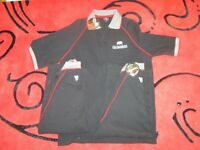 Official Merchandise Guinness Sweatshirt in Large and medium. New with labels. Button neck collar.