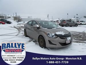 2014 Hyundai Elantra GL! Heated! Trade-In! Save!