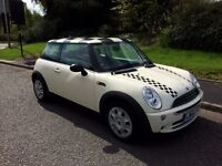 Mini One 1.6 Hatch, MOT September, FULL SERVICE HISTORY, Very good colour and in very good condition