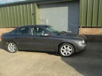 Grey Volvo S60 in a very good condition inside & out, full service history, MOT until July 19, l