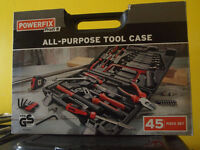 Powerfix Profi+ All-Purpose Tool Case.