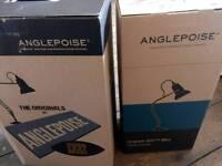 Anglepoise 1227 original Lamps BNIB x2