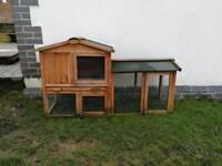 Chicken coop hen house rabbit enclosure
