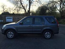 2006 Honda CR-V 2.2 CDTI Sport 5 Door MPV 6 Speed Gearbox Superb Condition PX Welcome