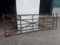 Vintage Yard Gates