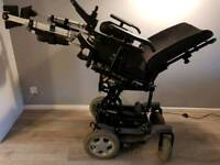 Handicare/You Q Electric Powered Wheelchair Used new 60ah batteries recently serviced. Powerchair.