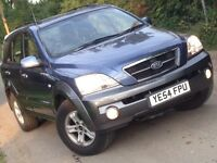 Kia Sorento 2 owners FSH AUTO LEATHER SUNROOF