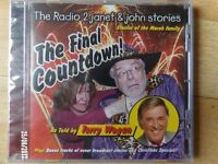 THE RADIO 2 JANET & JOHN STORIES CD SET OF 3 NEW OR LIKE NEW FOR £ 20