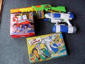 VARIOUS TOYS AND GAMES.   BUY ONE OR BUY THE LOT Kingston Kingborough Area Preview