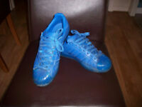 Adidas Superstars - Blue Size 7 (UK mens)