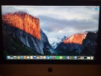 EXCELLENT CONDITION iMac late 2013 2.7Ghz 8GB RAM