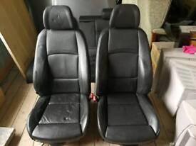 BMW 335i COUPE, E92. BLACK LEATHER SEATS. Electric