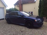 2009 Mitsubishi Lancer GS4 , Leather , Sat-nat , Excellent Condition inside and out.