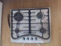 Gas cooker hobs