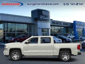 2017 Chevrolet Silverado 1500 High Country - Navigation