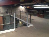 30 sq.m. of mezzanine for sale in CH66 (Ellesmere Port)