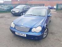 MERCEDES BENZ C180 2.0ltr_4dr (AUTOMATIC) *** LPG - HPI CLEAR - FREE DELIVERY ***