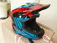 Downhill full face helmet