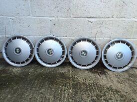 BMW wheel trims E30